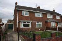 3 bed semi detached house in Middlefields Drive...
