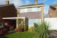 Detached property in Leckhampton