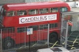 Camden Bus, London