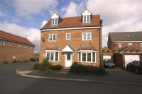Detached property for sale in Creswell Place, Rugby...