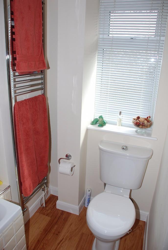 WC & TOWEL RAIL