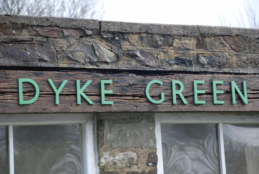 DYKE GREEN