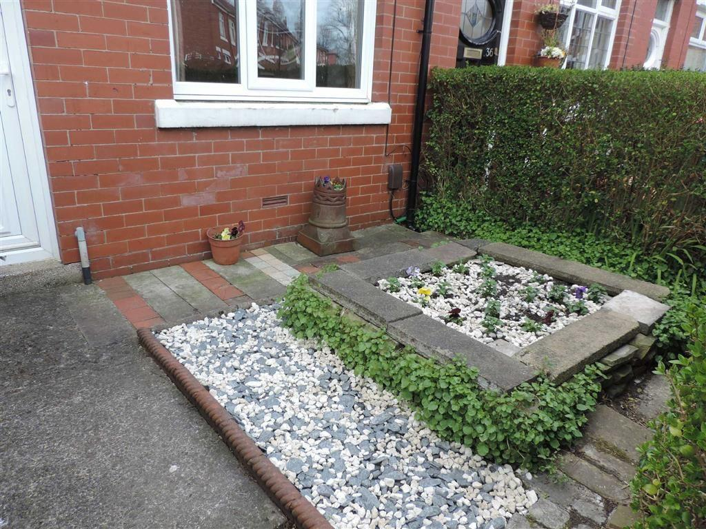 Gravelled and Plante