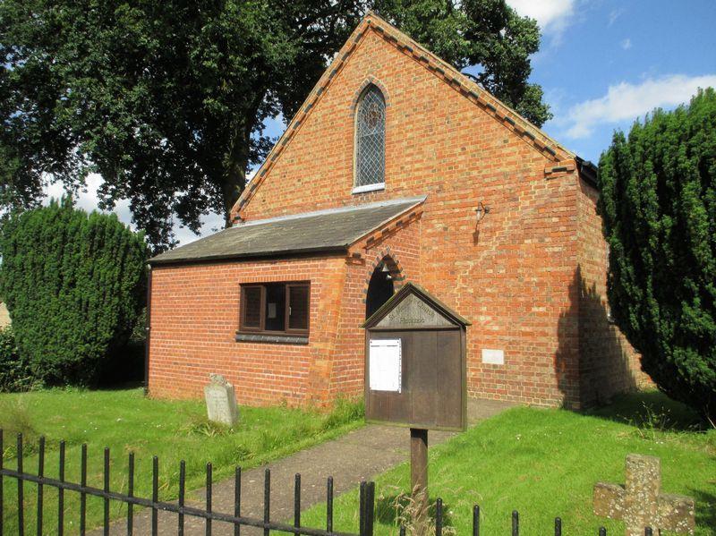 Flecknoe Church