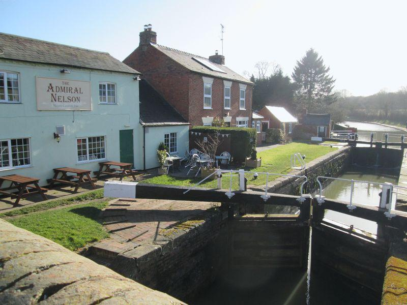 Braunston locks