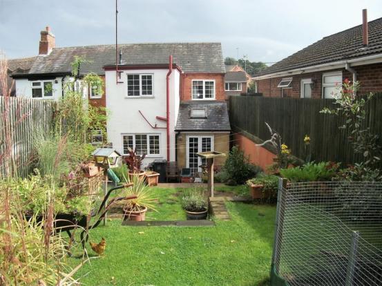 Garden and rea...