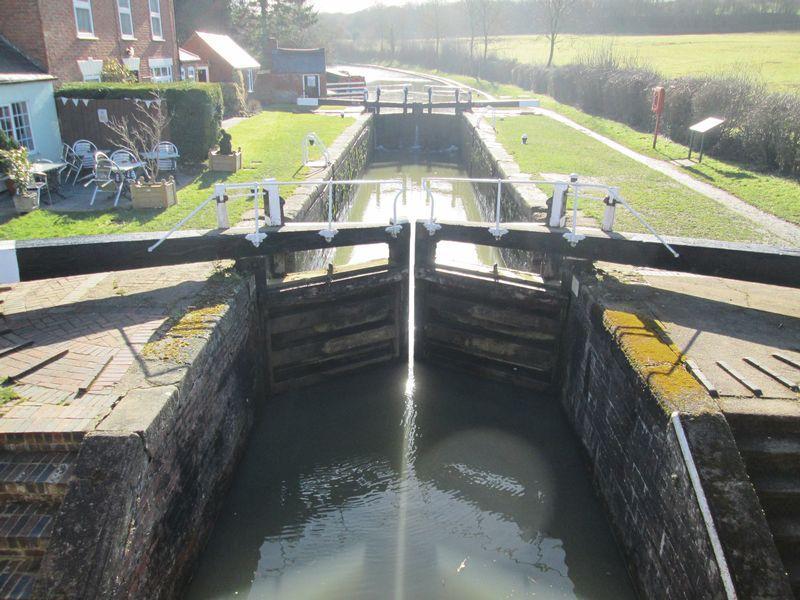Braunston Locks