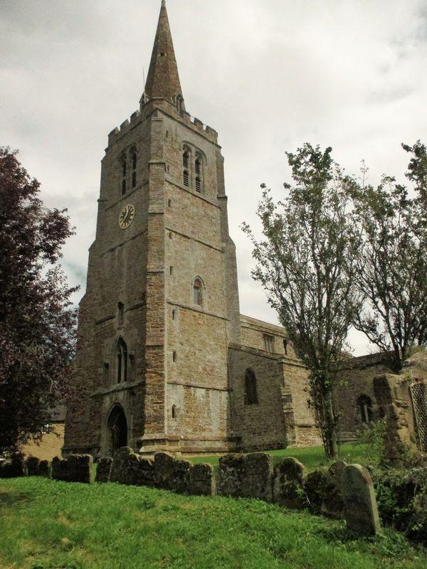 Byfield Church