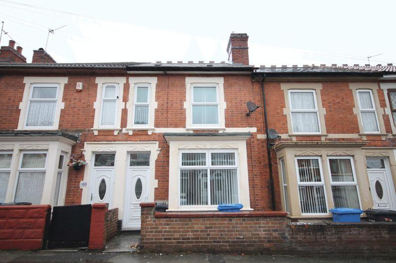 Upvc Front Elevation : Bedroom terraced house for sale in porter road derby de