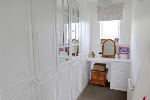 Dressing Room: