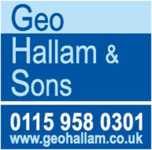 Geo Hallam & Sons, Nottinghambranch details