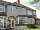 Terraced property for sale in Abbots Way, Beckenham...