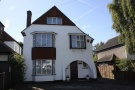 Detached home in Petts Wood Road...