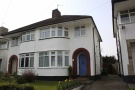 3 bed semi detached home in Beaumont Road...