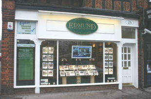 Edmund Estate Agents, Petts Woodbranch details