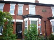 Terraced home in Mabfield Road...