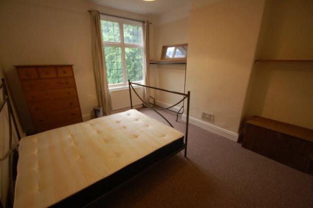 Bedroom upstairs rear