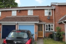 Terraced home in Russett Court...