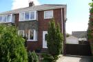 semi detached house for sale in Second Avenue, Horbury