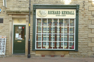Richard Kendall, Ossettbranch details