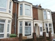 Terraced property in Montgomerie Road...