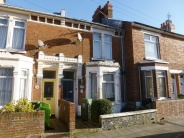 Terraced house for sale in Oliver Road, Southsea...