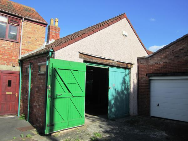 Garage For Sale In Station Road Shirehampton Bristol Bs11