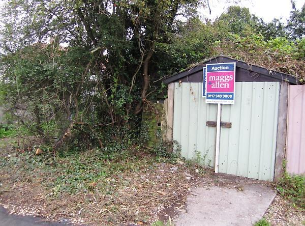 Garage For Sale In Broadwalk Knowle Bristol Bs4