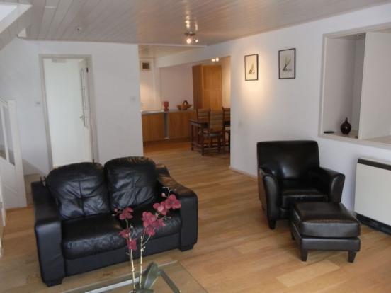 Living room &a...