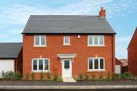 4 bed new house for sale in Burnaston Way...