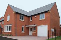 4 bed new property for sale in Burnaston Way...