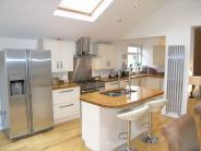 semi detached property for sale in Heol Hir, Llanishen...