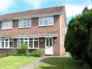 semi detached house in Glyn Rhosyn West...