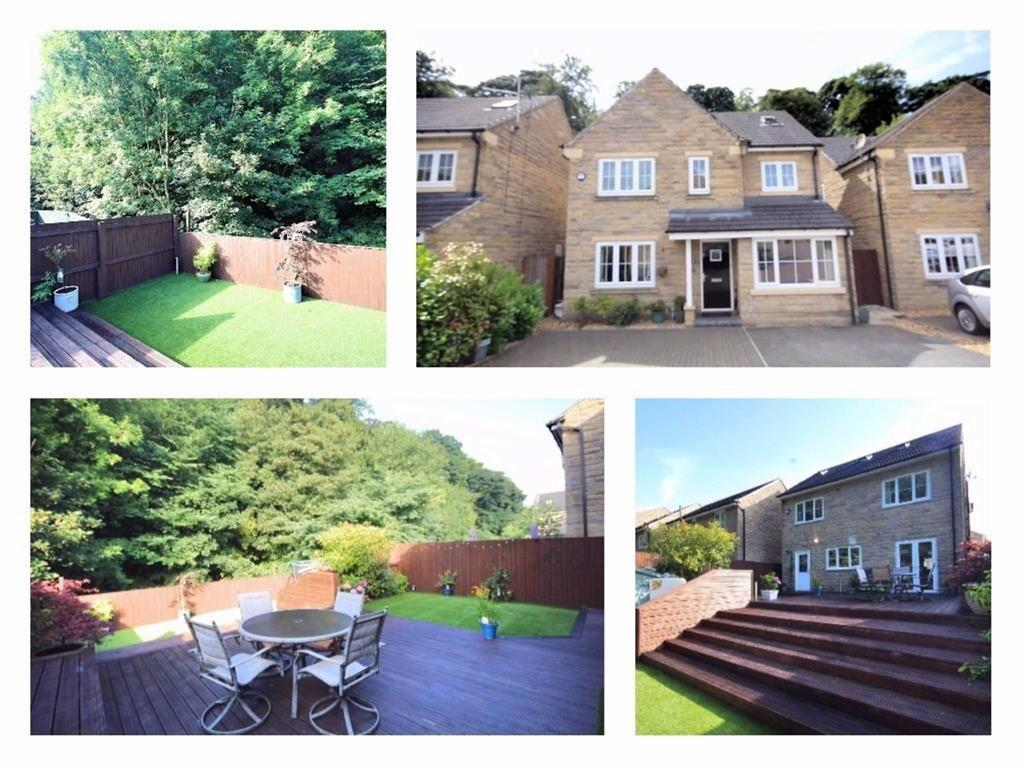 5 bedroom detached house for sale                    Imperial Close, Brighouse, West Yorkshire