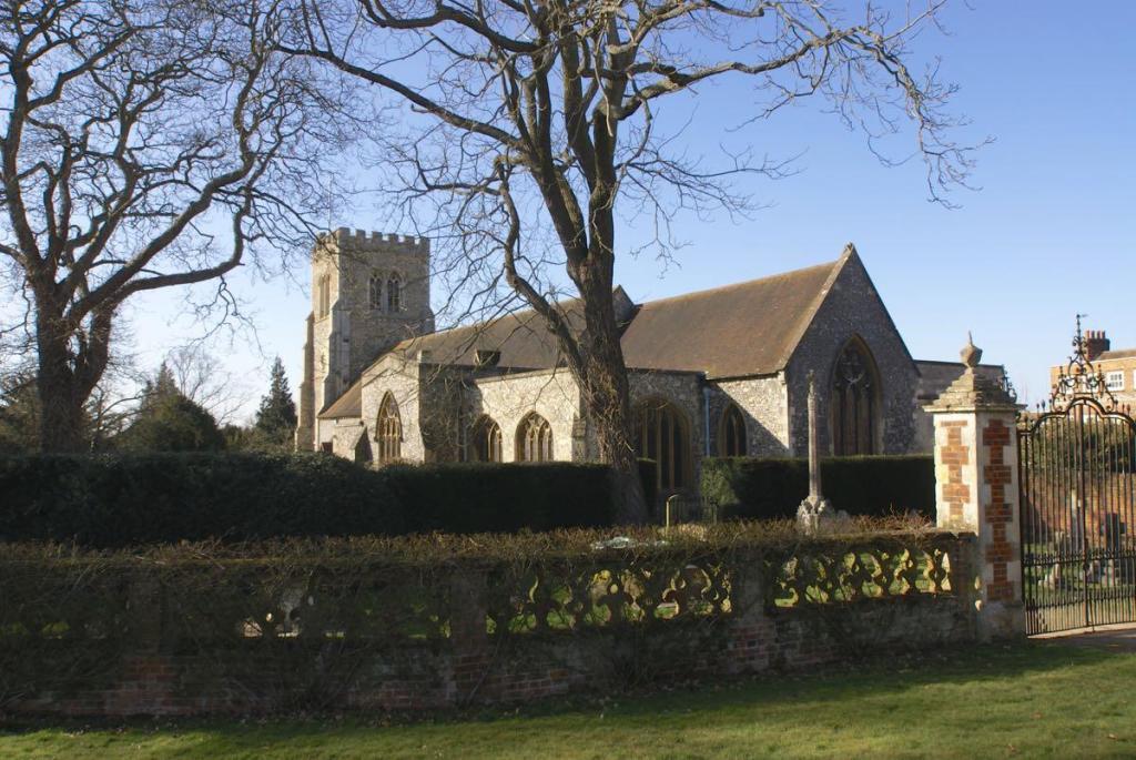 St Etheldreda Church