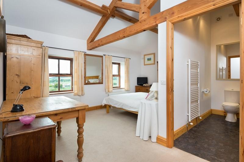 Bedroom and en...