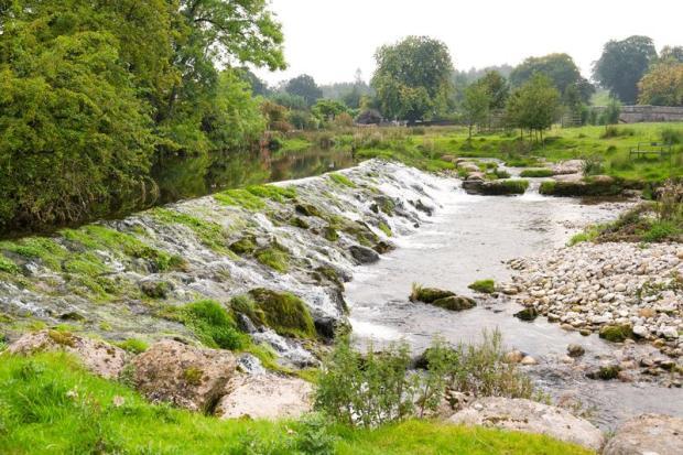 River Lyvennet...