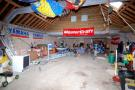 Barn/boat store