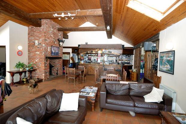 Main clubroom