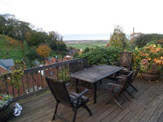 Decking Area/View