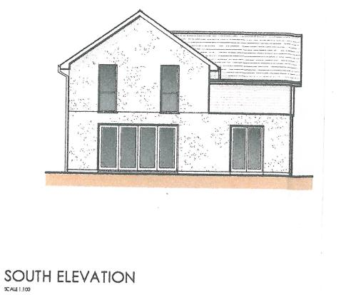 Proposed Dwelling