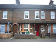 Terraced house to rent in George Street, Dunstable...