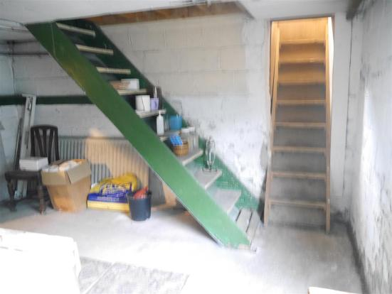 UNDER HOUSE AREA: