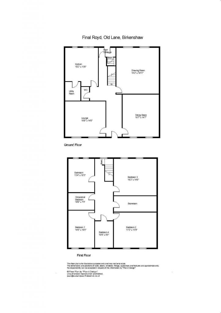 5 bedroom house for sale in Old Lane, Birkenshaw, BD11