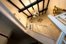 Vaulted stairwell