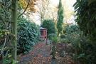 Side garden/pond