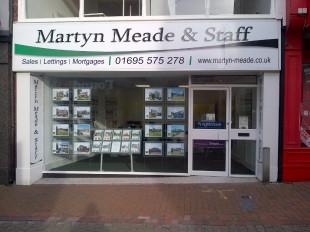 Martyn Meade & Staff, Ormskirkbranch details