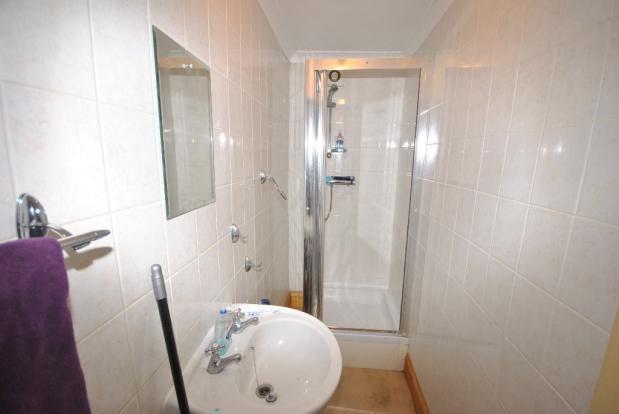 Apt 3 shower room