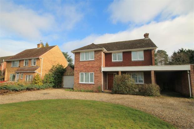 4 bedroom detached house for sale in newbury berkshire rg14