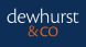 Dewhurst & Co, Swindon - lettings logo
